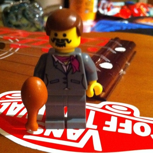 I turned into a Lego man (Taken with instagram)