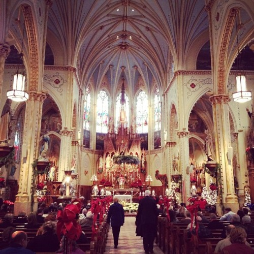 St. Stanislaus, Cleveland, Ohio (Taken with instagram)