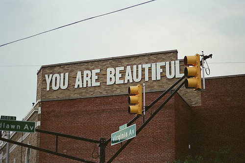 you are beautiful. (by liztakespictures)