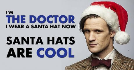 fuckyeahdoctorwho:  Happy Christmas Whovians! Did everyone enjoy the Christmas special? PS. many people are asking if we have a link for The Doctor, The Widow and the Wardrobe. I haven't been able to find one, since it's just aired in the UK. If you have a link, please share it with your fellow Whovians!