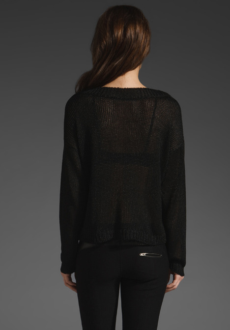 clubspade:  Treva sweater by Kain on Revolve Clothing.