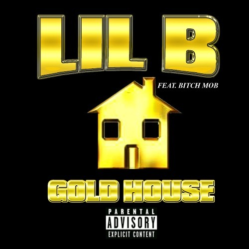 Lil B - Gold House (Mixtape, 2011) My most anticipated BasedGod mixtape in a long time. Also, Serv-Bot. Does anyone see the resemblance? GOLD HOUSE HUSTLIN'GOLD HOUSE GRINDIN'
