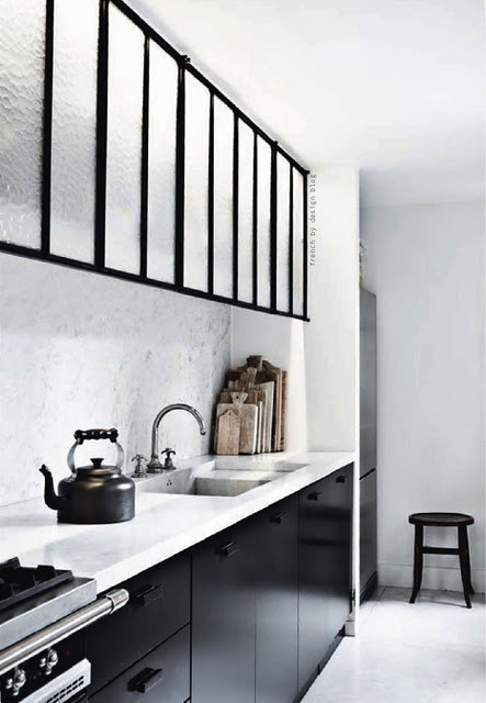 notesondesign:  sleek kitchen