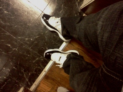 FreshFeet #Shoegame #Concords #Swag !!