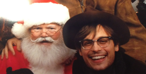I've never wanted to be Santa… until now.