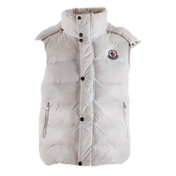 This Men Moncler Vest with down fill is great for added warmth and  looking great.  The body warmer has centre front compressed studs  fastening continuing to the  collar.  Since they are filled with mostly  upper white goose down, so you will feel warm in the cold winter.So  choose our moncler and you will enjoy a warm winter. Moncler Men Vest ›               Moncler Men's Quilted Body Warmer Vest- White