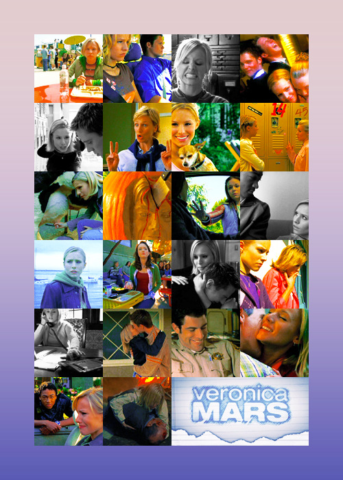 VERONICA MARS ♕ SEASON 1 ► favorite cap per episode.