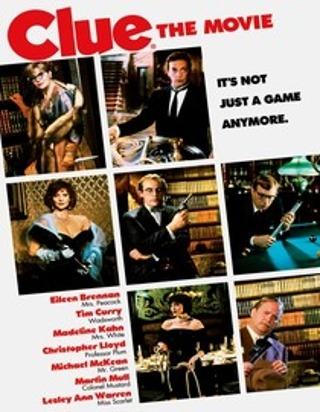 "I am watching Clue                   ""Gonna watch it for the first time. I love the board game so let's see how this goes :P""                                Check-in to               Clue on GetGlue.com"