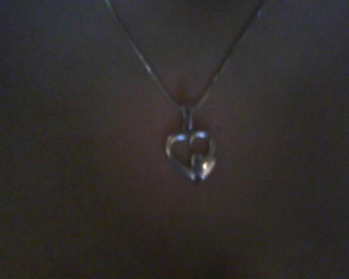 My baby got me a great present <3