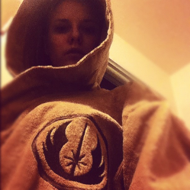 henryeatspeople:  A Jedi knight you are.  (Taken with instagram)