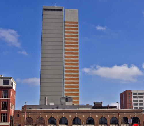 One Summit Square is the tallest office building in Fort Wayne, Indiana, United States, as well as the tallest reinforced concrete building in the state of Indiana.