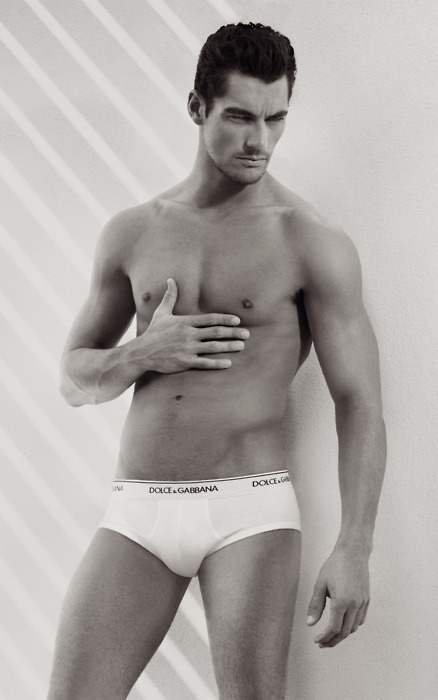David Gandy by Mariano Vivanco.