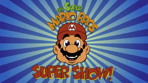 The Super Mario Bros. Super Show!  (1989) Not Rated - Seasons 1-2  Mixing live action and animation, this classic series brought the Super Mario Bros. video game characters to television screens everywhere. Beloved video game plumbers Mario and Luigi star in their very own series of animated adventures that also features live-action segments and celebrity guest stars, from Cyndi Lauper and Sgt. Slaughter to Danica McKellar and Magic Johnson.  6.0/10 - IMDB  Show Intro || Add/Watch on Netflix (via:netflixia)