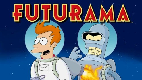 "Futurama (TV Series)  (1999-2009) TV-PG - Seasons 1-5  Pizza delivery boy Philip J. Fry awakens in the 31st century after 1,000 years of cryogenic preservation in this clever, critically acclaimed animated series from the mind of ""The Simpsons"" creator Matt Groening. Fry finds employment at an interplanetary delivery service, where he works alongside one-eyed mutant Leela and wisecracking robot Bender, embarking on ridiculous escapades to make sense of his futuristic predicament.  9.0/10 - IMDB  Show Intro 