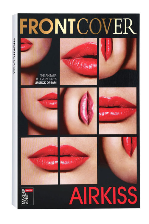 Front Cover Lips… MWAH
