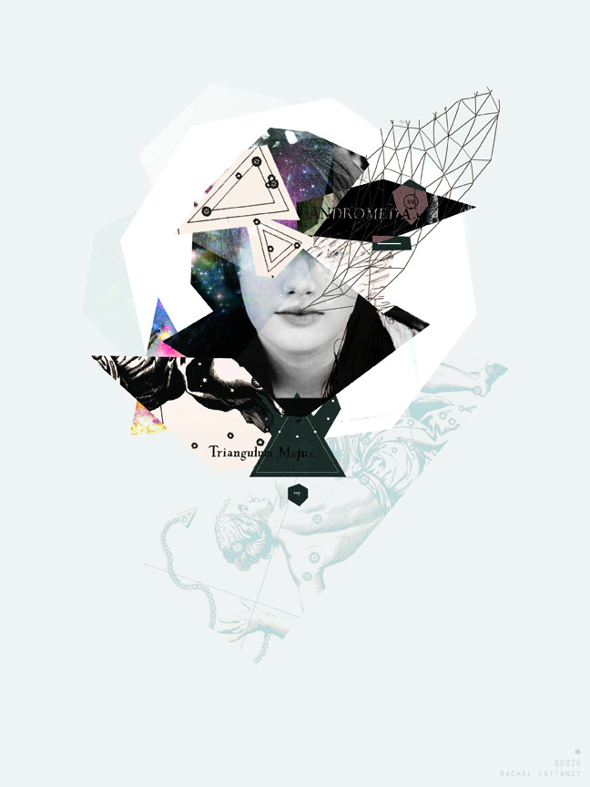 UNTITLED COLLAGE NO. 1, SOCIETY 6 SHOP