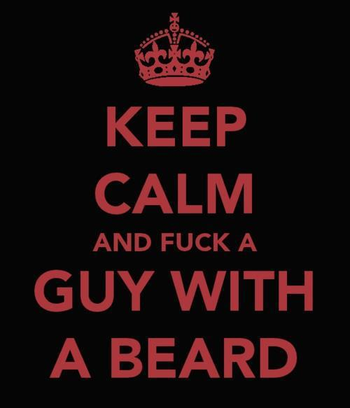 42ndthrash:  I have a beard ladies ;)