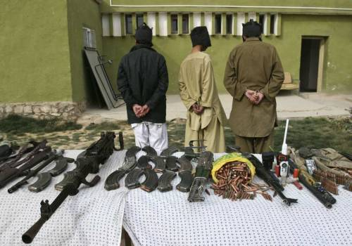 reuters:  Afghanistan sets ground rules for Taliban talks Afghanistan  will accept a Taliban liaison office in Qatar to start peace talks but  no foreign power can get involved in the process without its consent,  the government's peace council said, as efforts gather pace to find a  solution to the decade-long war.