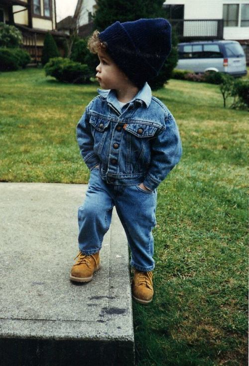plsblowme:  my child will dress like this