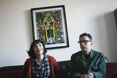 laughingsquid:  Portlandia's Carrie Brownstein Profiled in The New Yorker