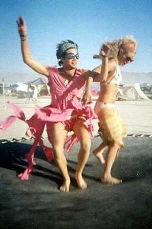 Burning Man ♥