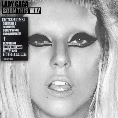 My Born This Way by Lady Gaga Album Cover *-*