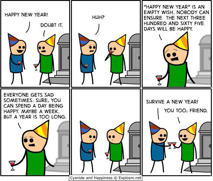beatandlove:  siddman:(via Survive a New Year bro…)