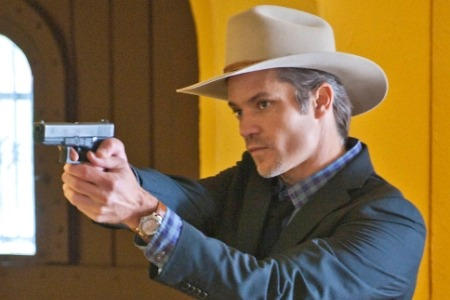 "'Justified' Season 3 Preview Guide: More Trouble in Harlan  Last season on FX's western hit Justified, U.S. Marshal Raylan Givens (Timothy Olyphant) faced off against the deadly, apple pie-serving Mags (Margo Martindale). He might have won that fight, but he made plenty of enemies in the process. Meanwhile, his criminal counterpart Boyd (Walton Goggins) hooked up with pistol-packing Ava (Joelle Carter), last seen shot in the season finale. Not all love stories ended with bullets flying though: ex-wife and current paramour Winona (Natalie Zea) discovered she was pregnant.The second season of the Kentucky-set western cast back into Raylan's past to explore a family feud with the Bennett clan. It didn't work out so well for the Bennetts but it did work out well for the show, which scored Emmy nominations and a win for stand-out actress Martindale. What will Raylan be up against in Justified season 3?What to Expect from Justified Season 3Familiar faces and ghosts from Raylan's past will abound when Justified returns for its third season on FX on January 17. The fallout from Mag's suicide in the finale will have an impact even beyond the first episode, according to TV Fanatic.Dexter and Gossip Girl fans have another reason to be excited: Desmond Harrington will show up in the season premiere! The details on his character are mum but word is he'll be sporting a southern accent, a tough attitude and connections to ""businessman"" Wynn Duffy (Jere Burns). Looks like Harrington might get to show off some of the tough-guy skills he learned as the villainous Uncle Jack Bass on Gossip Girl.Other familiar faces reappearing besides Duffy is Dickie Bennett (Jeremy Davies) and the always hilarious Dewey Crowe (Damon Herriman). Of course this is Harlan, where there's always another criminal right around the corner. In Justified season 3, we'll be saying hello to two new complicated bad guys when Quarles (Desperate Housewives' Neal McDonough) and Limehouse (24's Mykelti Williamson) stop by to make life more complicated for our favorite lawman.Speaking of complications, Raylan's love life might get a bit messier with the introduction of assistant director for the U.S. Marshals Service Karen Goodall (Carla Gugino) in the episode airing January 24. The lovely Gugino is no stranger to the tales of Justified author Elmore Leonard, having previously starred in the short-lived TV adaptation of his work Karen Sisco. With her pretty face and tough demeanor, she seems like a natural object of affection for Raylan. Should Winona be jealous?""They were always attracted to one another,"" executive producer Graham Yost told Entertainment Weekly. ""But when Raylan was free, Karen wasn't — that kind of thing. Now comes this situation where the attraction is still there, but Raylan has reconnected with Winona.""Women aren't the only thing complicating Raylan's life, not when he has old friend turned weird friend/nemesis Boyd around. The two men have one of the most fun dynamics and complicated relationships on the dial, both admiring and suspicious at once. Expect to see more of the two of them butting heads and joining forces in the upcoming season. In fact, Raylan might even try to help Boyd out of a jailhouse pinch. Who could have seen that coming?The official FX description of the Justified season 3 premiere, ""The Gunfighter,"" makes it a sure thing that this season will be as dangerous and exciting as ever: ""The arrival of a dangerous new player in Lexington puts Raylan on a collision course with a sadistic Dixie Mafia hitman.""Justified returns to FX for a third season of gun-fighting and hillbilly whispering on January 17.—Will you be watching? And what are you most excited about seeing this upcoming season? Sound off in the comments at BuddyTV.com!"