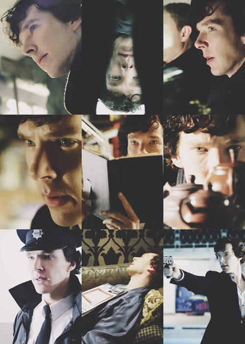 cumberbatchinglygood:  Sherlock: The Great Game