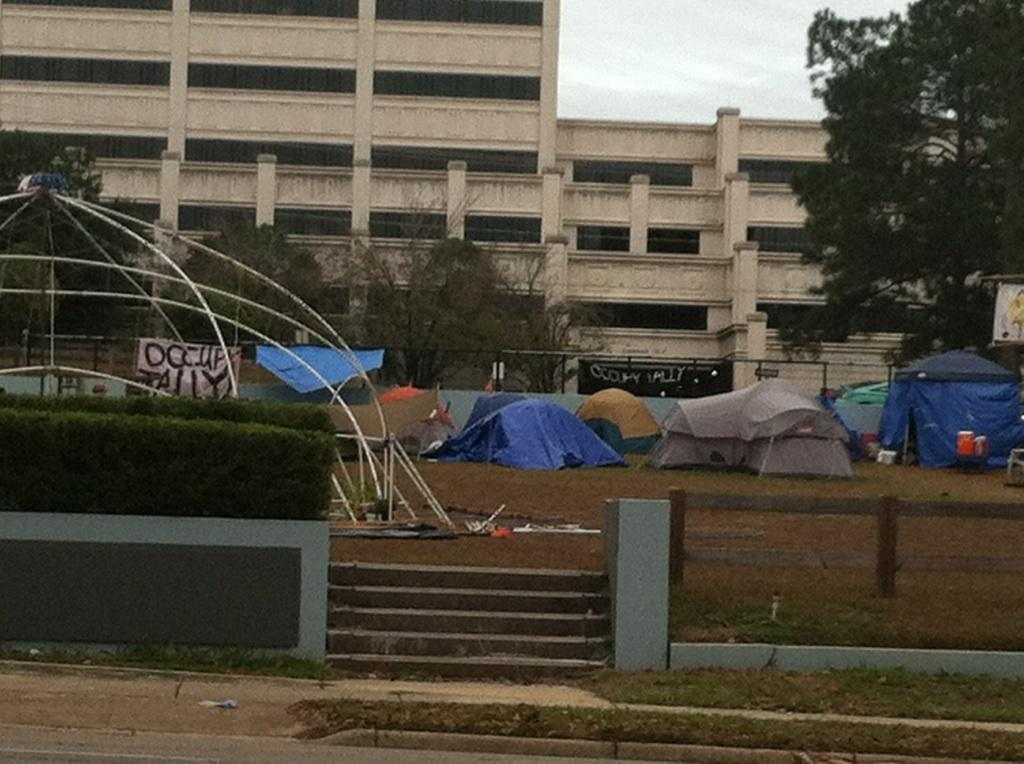 occupytallahassee. it does exist!