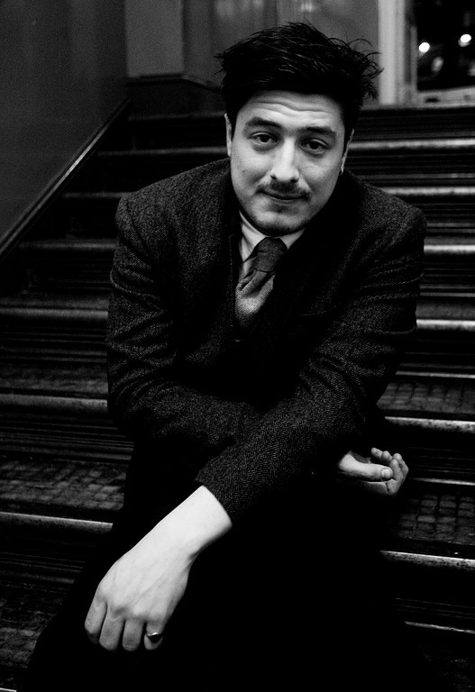 Marcus Mumford of Mumford & Sons. Photo © Andy Willsher.