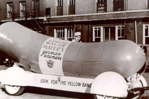 The Wiener Mobile in 1936.