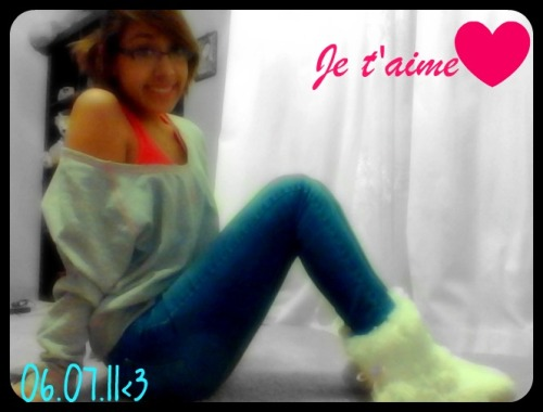 Love is beautiful.<3