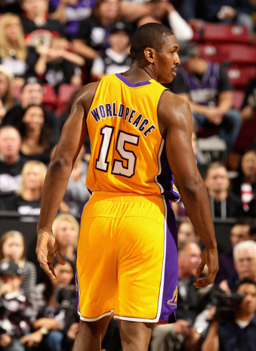 simplybasketball:  Metta World Peace