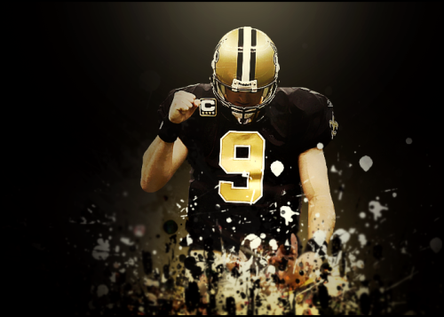 BRAVO, MR. BREES. BRAVO.