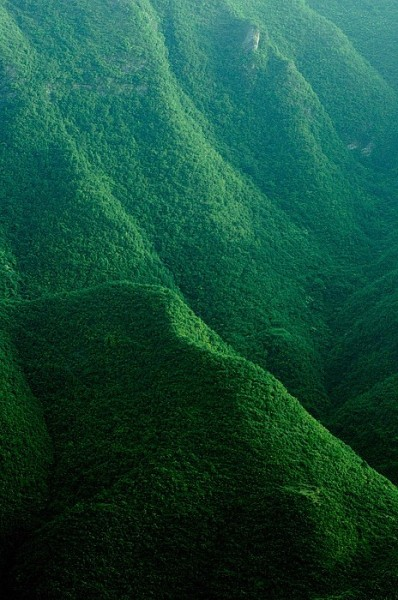 panselysium:  Guiyang Mountains, China