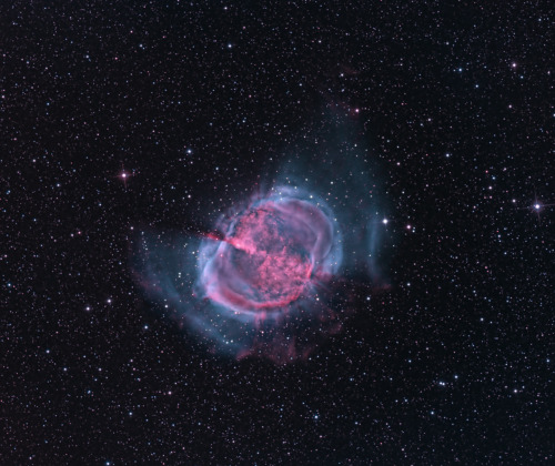 APOD: 2011 December 27 - M27: The Dumbbell Nebula