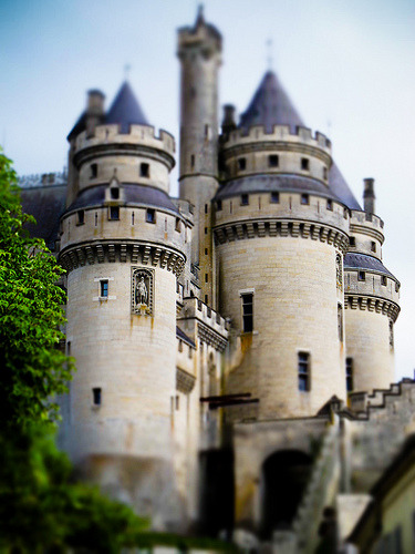 Pierrefonds, France (by Danaea)