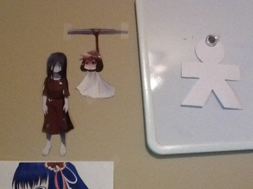 (OOC: My wall.)