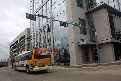 IMG_1029 (by Sangam M.) | dallas irving bus downtown road travel journey Through My Viewfinder