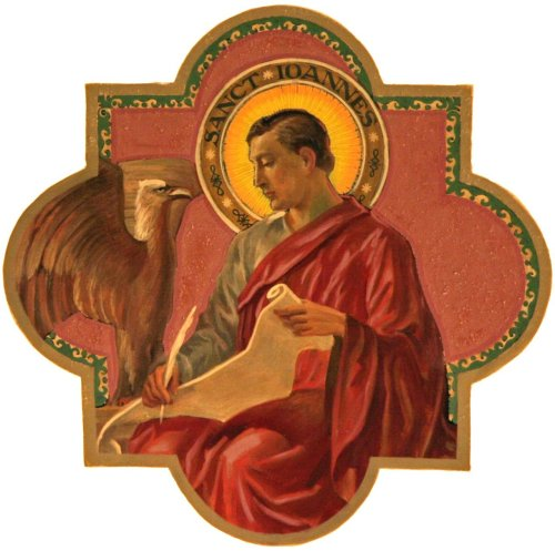 Happy third day of Christmastide: Feast of St. John the Apostle (If I remember correctly, one of my Beau's favorite saints)