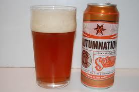 Sixpoint's Autumnation recommended. Nice flavor, hoppy, not too much in the way of spices. Then again, haven't had a miss w/ Sixpoint yet.