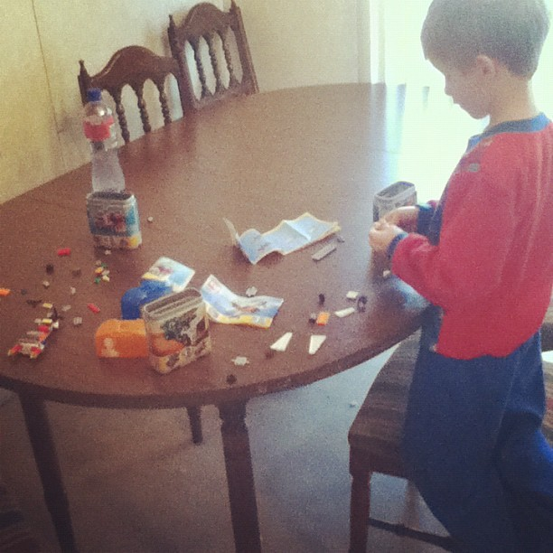 #lego time (Taken with instagram)
