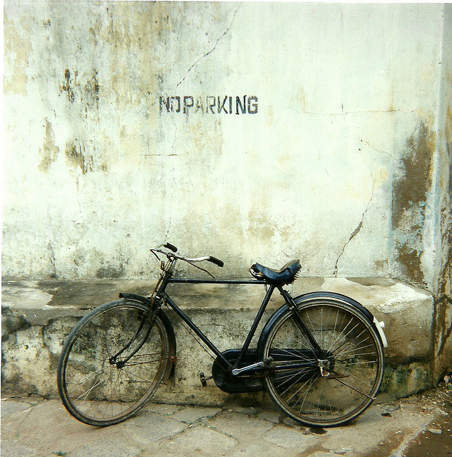 No Parking by Kings Christina on Flickr.