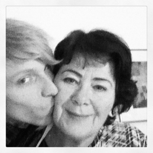Taken with instagram  my beautiful grandma!
