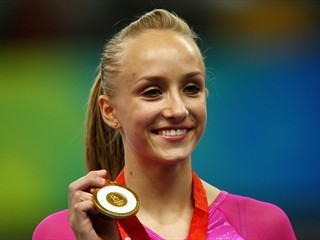allaboutgymnastics:  You will always have that gold. NO ONE can take that away from you. <3