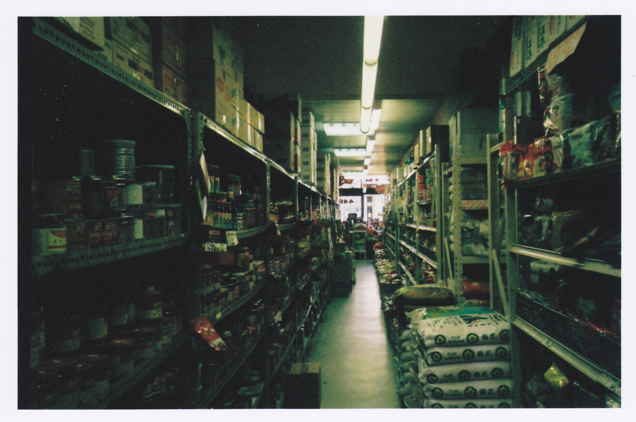 Aisle Kodak KB10 Point and Shoot Fujifilm Superia X-Tra 400