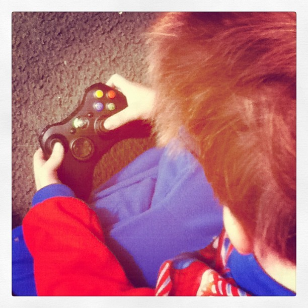 #Peggle on #Xbox360 (Taken with instagram)