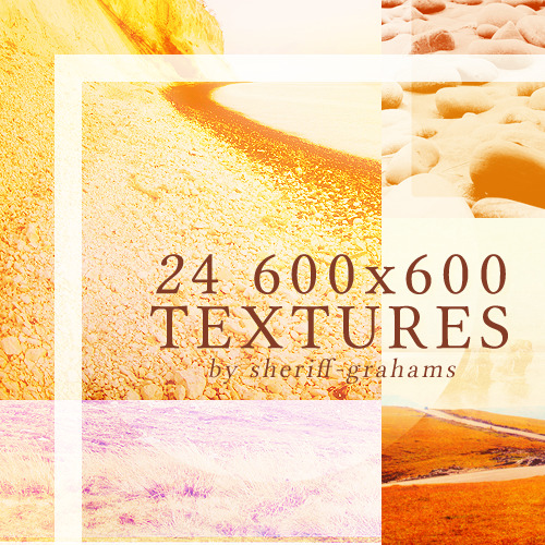24 600 x 600 TEXTURES // download .zip ♔ Credit is not required. Mainly I'd appreciate if you don't repost them or claim them as your own.♔ All I ask is that you like the post if you take them, so that I know people want to use them.♔All of these were created using stock photography as a base.♔Enjoy. :)