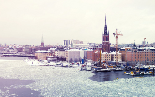 Stockholm View by ~ Maria ~ on Flickr.